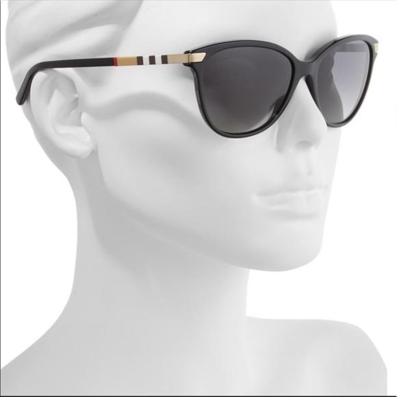 f65a1a1a19cb Burberry Accessories - Burberry 57mm Cat Eye Sunglasses